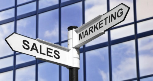 Sales and Marketing Picture